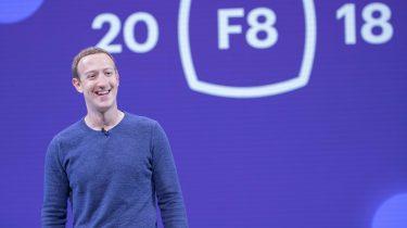 Mark Zuckerberg boete FTC