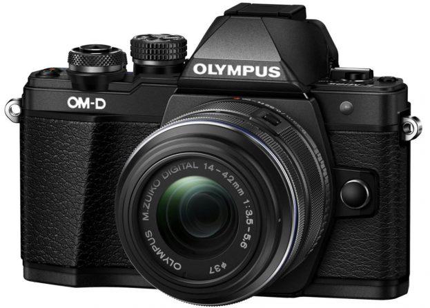 Olympus E-M10 Mark II systeemcamera met EZ-M 14-42mm II R lens bij bol.com