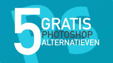 Gratis Adobe Photoshop alternatieven