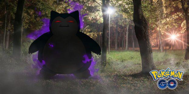 Pokémon Go Shadow Pokémon