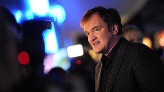 Quentin Tarantino Star Trek