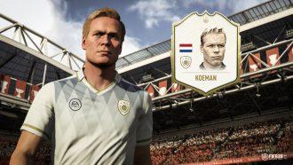 Ronald Koeman FIFA 20 icon