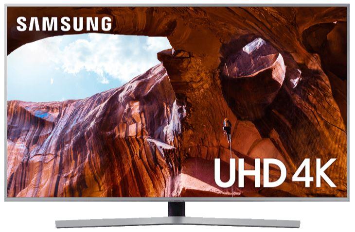 Samsung 50 inch 4K UHD smart TV UE50RU7440 bij MediaMarkt