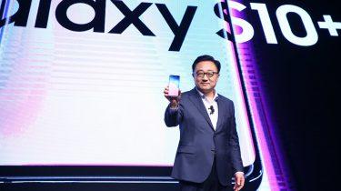 Samsung CEO DJ Koh