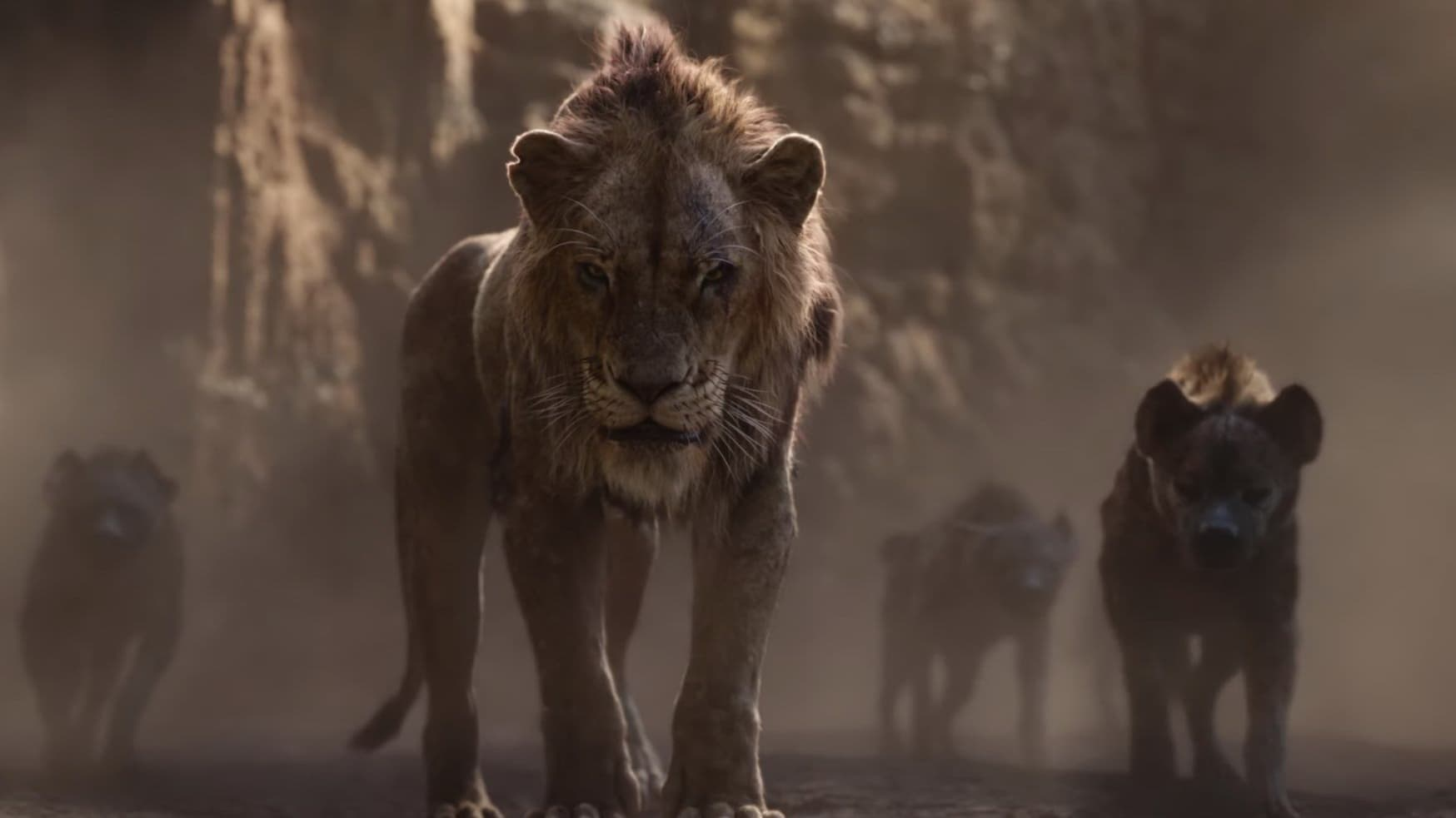The Lion King Review WANT