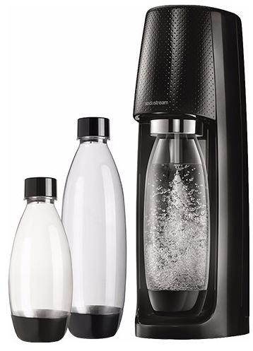 SodaStream Spirit frisdrankmachine met 3 flessen bij Coolblue