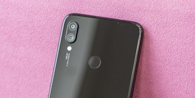 Xiaomi Redmi Note 7 review camera