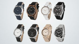 Aldi radiografische horloges