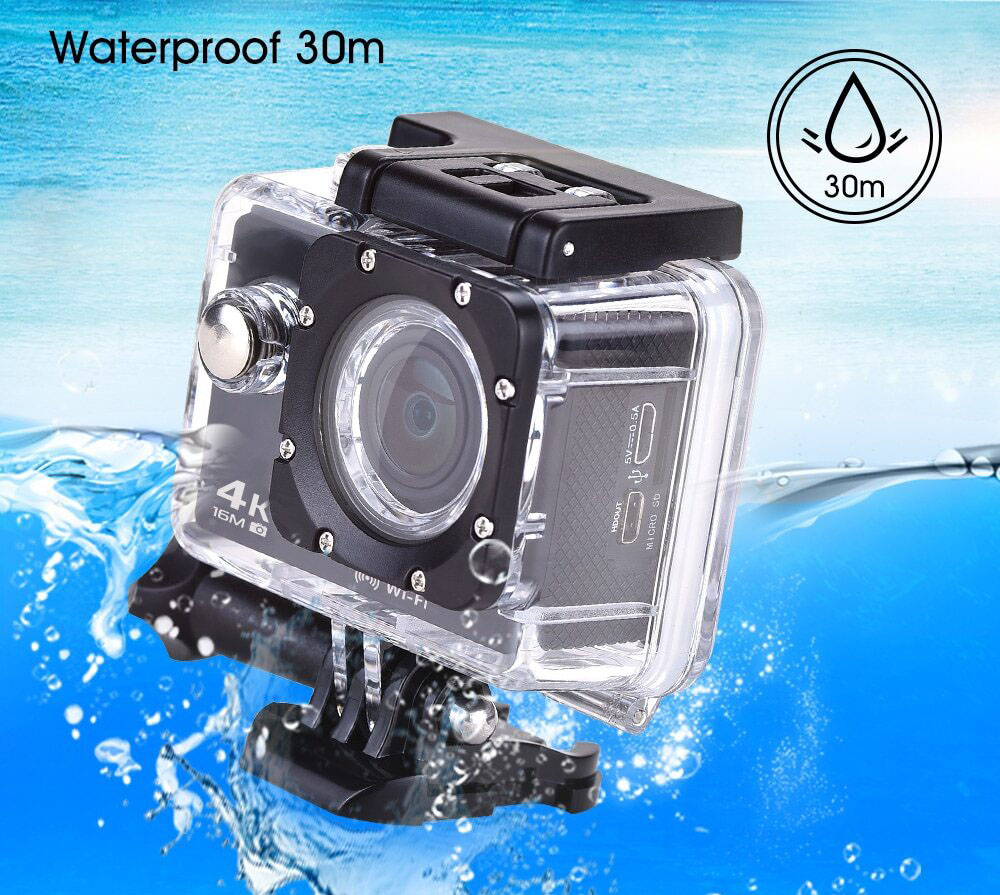 AliExpress action camera