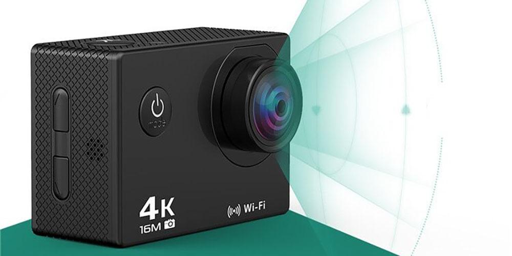 AliExpress action camera