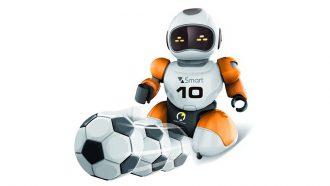 AliExpress voetbal robot