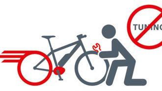 Bosch opvoeren elektrische fiets