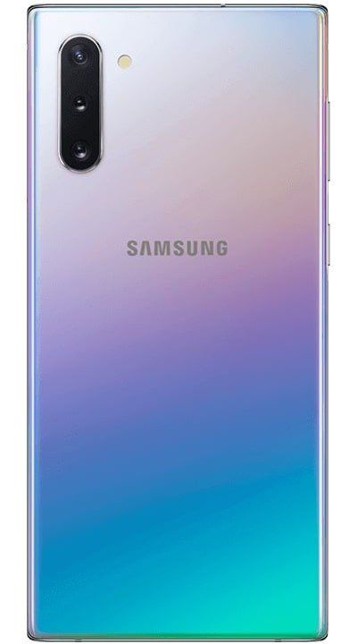Samsung Galaxy Note 10 lek