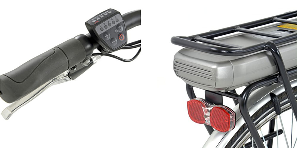 Gamma Pelikaan e-bike