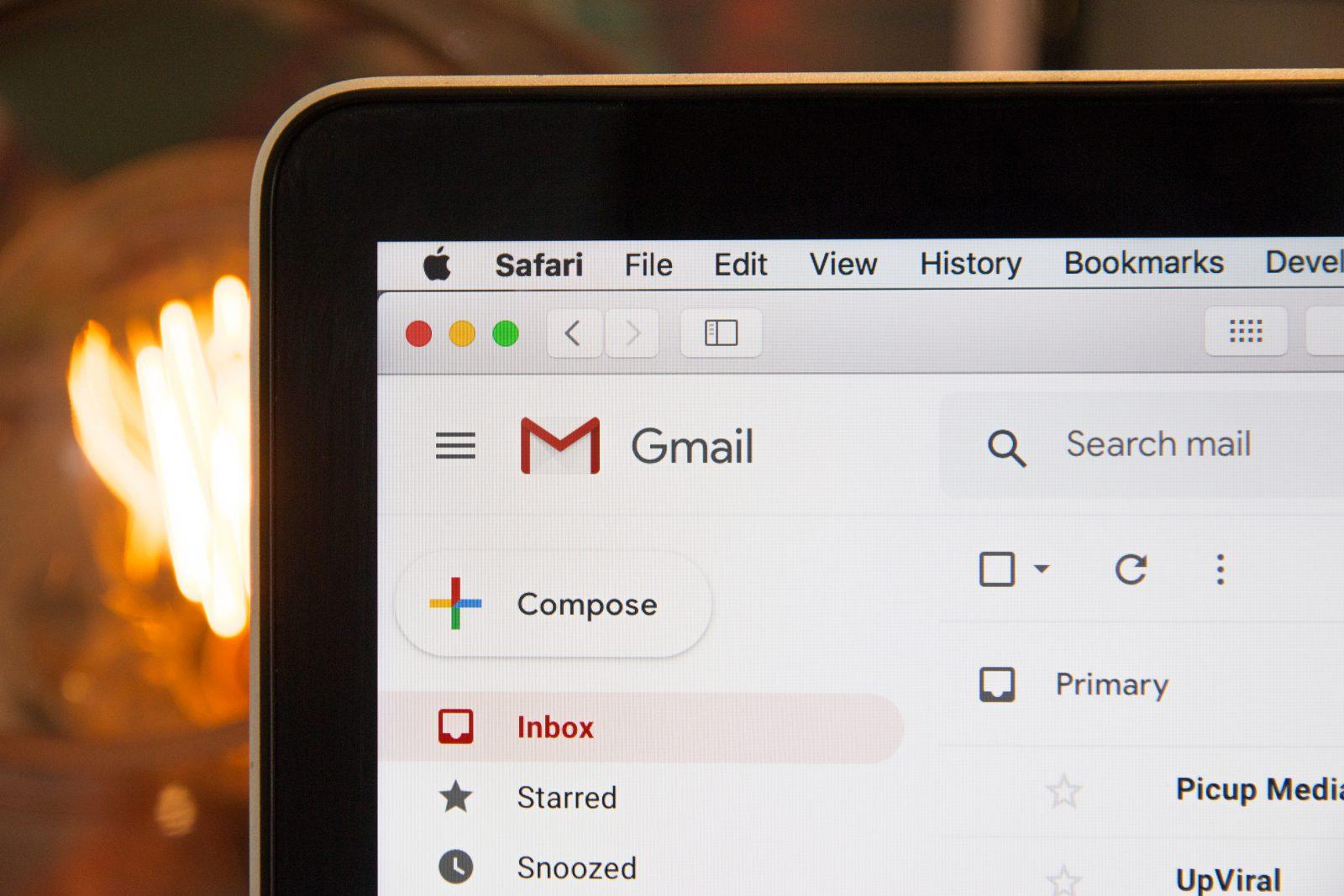Gmail Account Aanmaken Zo Doe Je Dat Binnen Twee Minuten Want