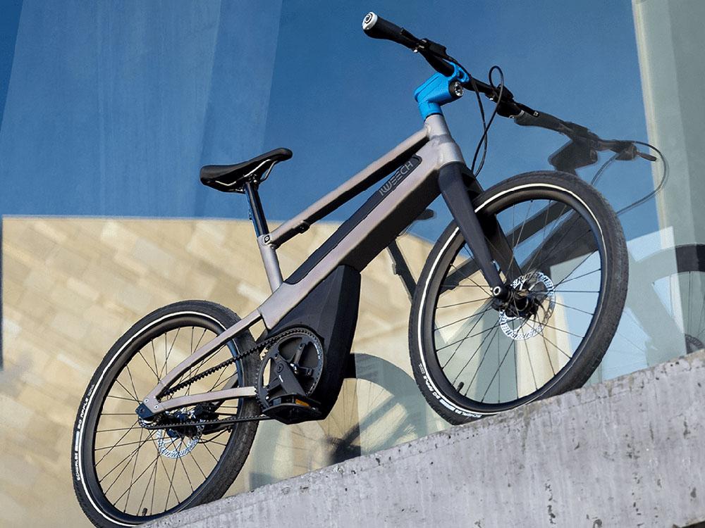 iWeech fiets