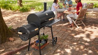Lidl smoker barbecue