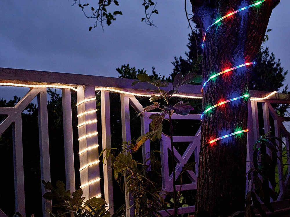 LIdl solar LED-strips