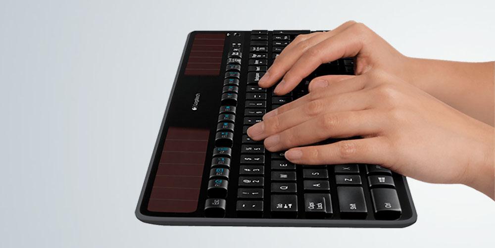 Logitech K750 toetsenbord