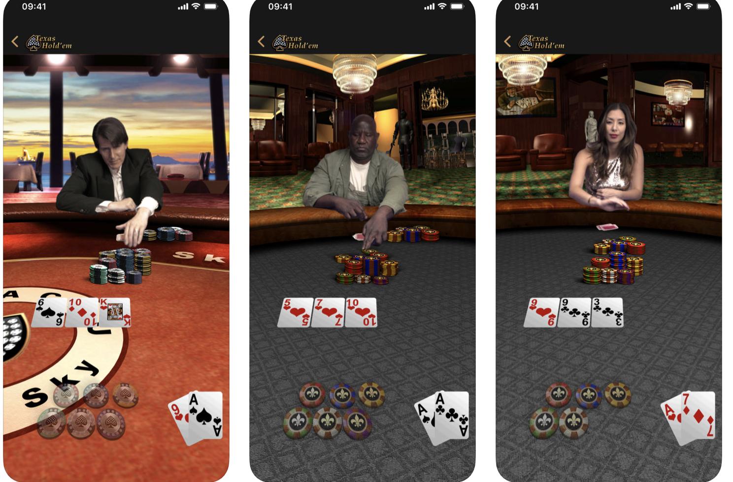 Poker App Store