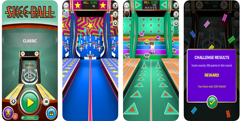 Skee-Ball Plus iOS games