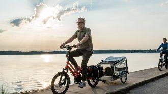 Tern HSD elektrische fiets