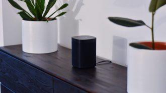 Sonos One speaker Bluetooth en Wifi