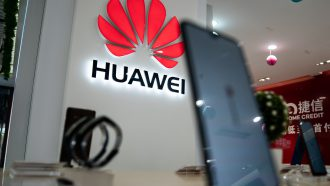 Huawei Mate 30 batterij Huawei Mate X