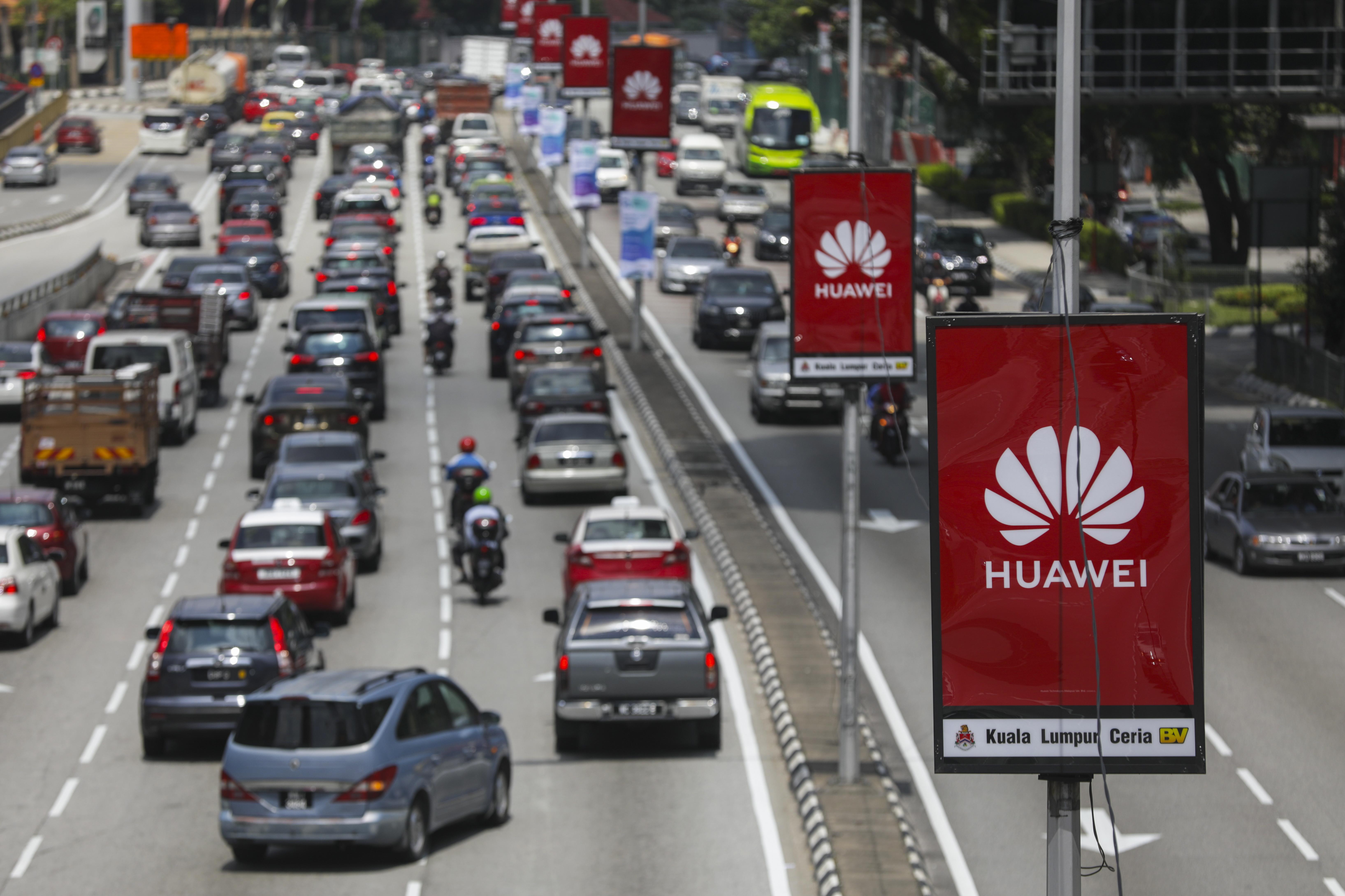 Huawei Amerika VS