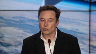 Elon Musk Astroïde