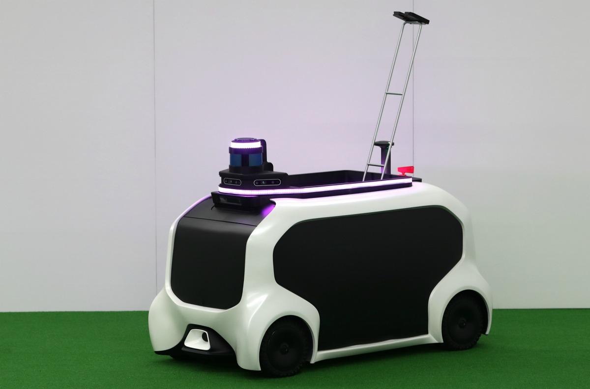 FSR, tokyo 2020, olympische spelen, japan, robots, tokio
