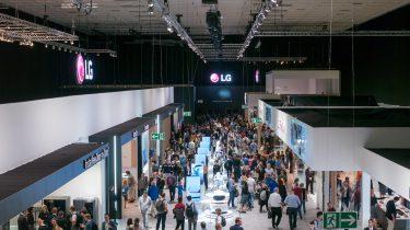 LG IFA 2019 smartphone