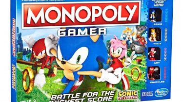Sonic the Hedgehog Monopoly