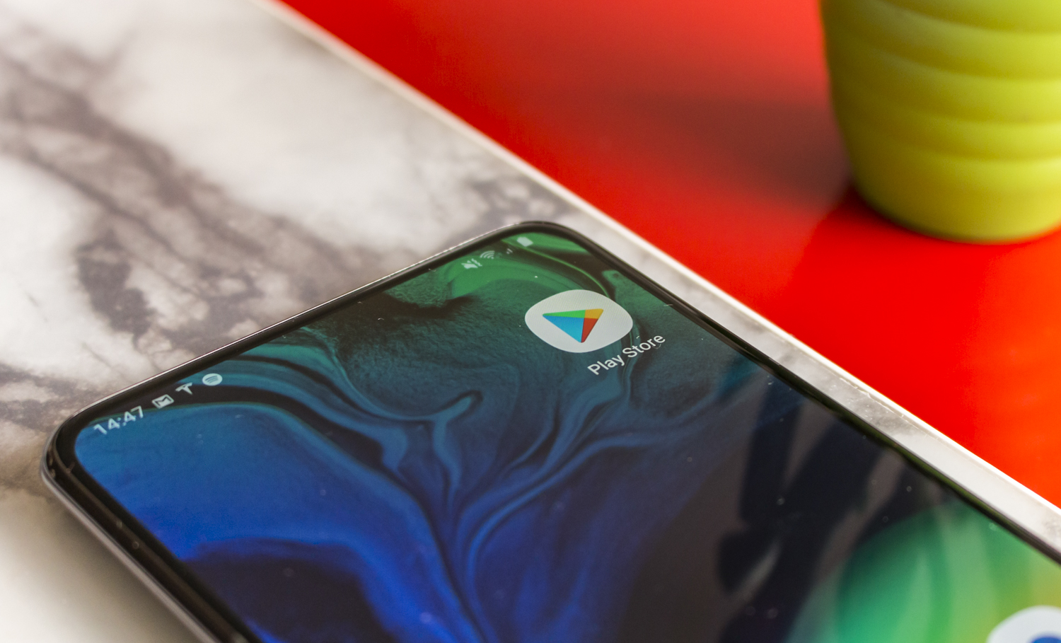 Google Android Q andere naam