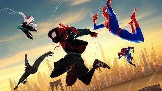 Spider-Man Into The Spider-Verse Marvel