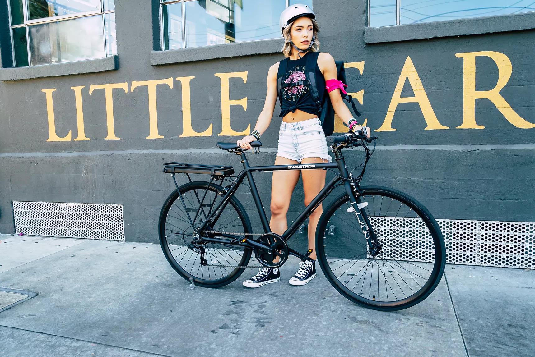 Swagtron Elektrische fiets