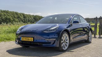 Tesla Model 3 review design