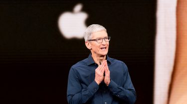 Tim Cook Apple iPhone 11