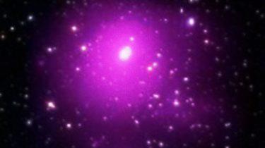 NASA astronomen grootste zwarte gat