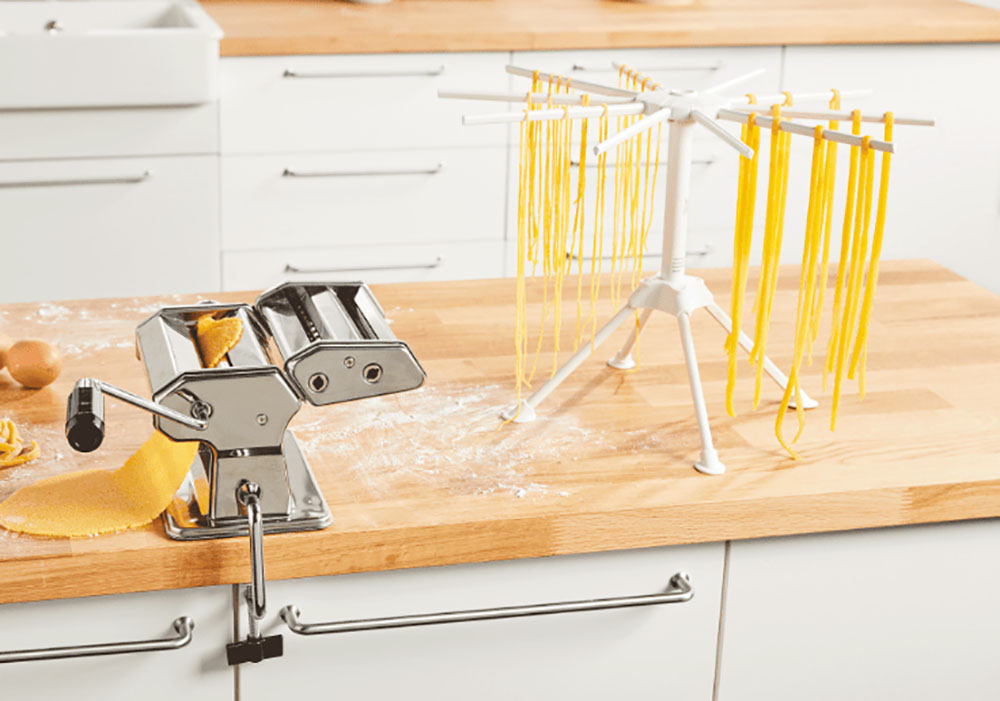 Aldi pastamachine