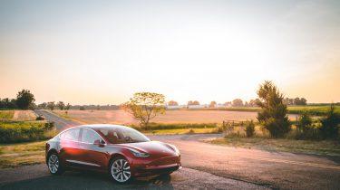 Tesla Model X en Model S Supercharger