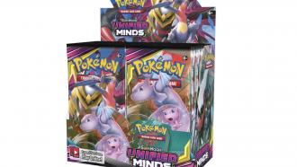 Pokemon Sun & Moon Unified Minds TCG