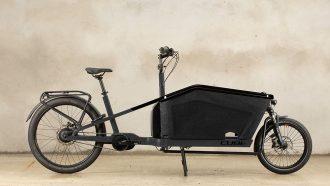 elektrische fiets CUBE Cargo Hybrid
