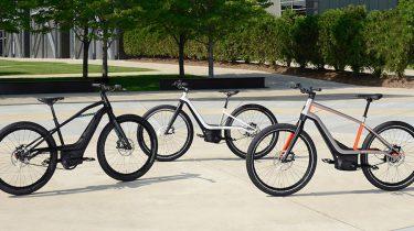 Harley Davidson elektrische fiets