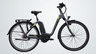 elektrische fiets Hercules Roberta F8