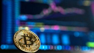 Bitcoin op de beurs