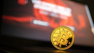 Analyse: Bitcoin koers rood