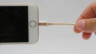 Apple Lightning kabel