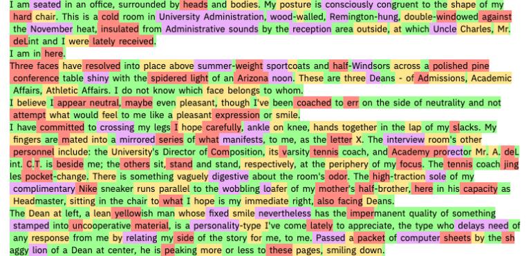 OpenAI tekst met GLTR kunstmatige intelligentie tool