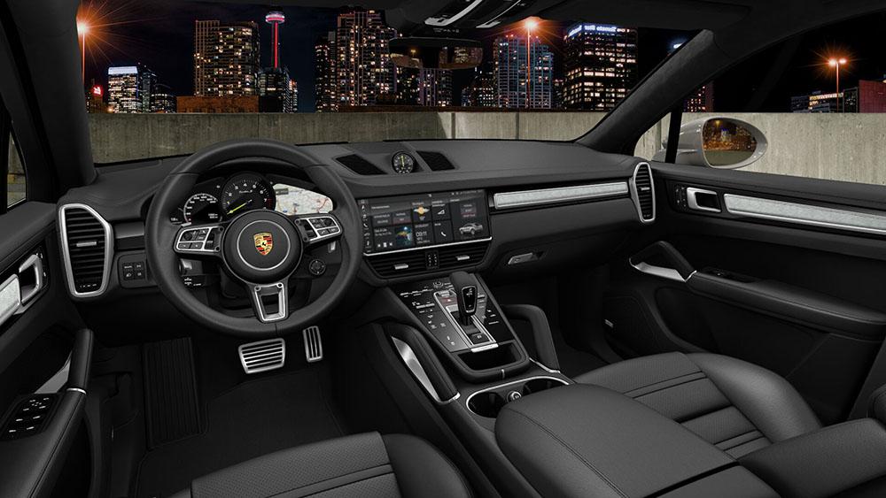 Porsche Turbo S E-Hybrid Coupé